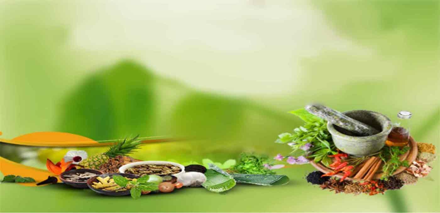 Treatments based onayurveda